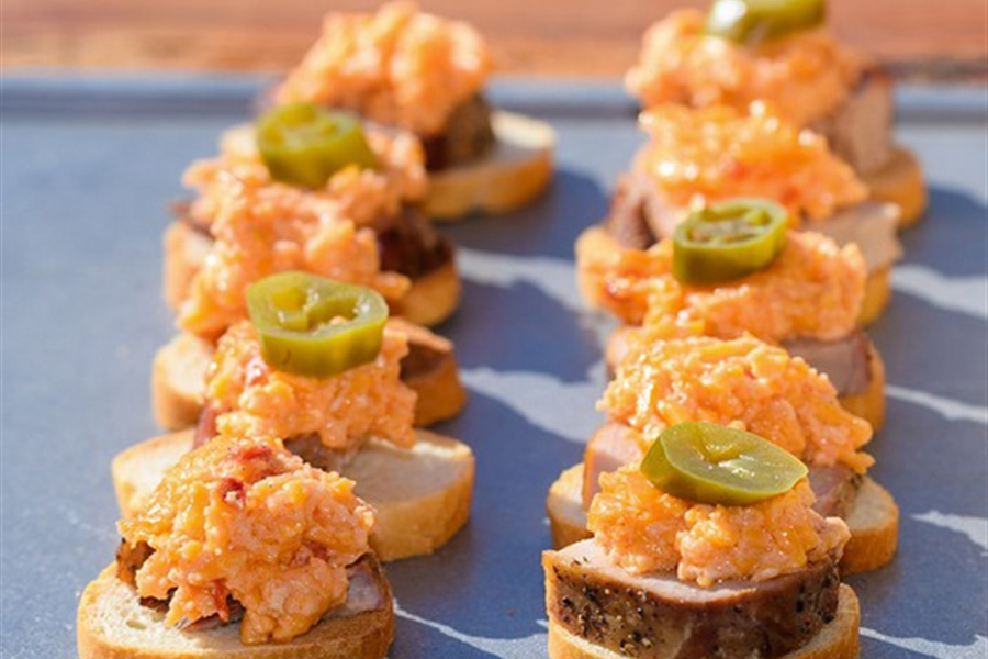Pork Tenderloin Appetizers