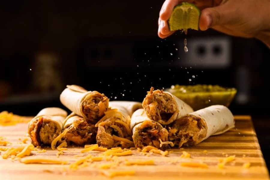 Pulled Pork Taquitos