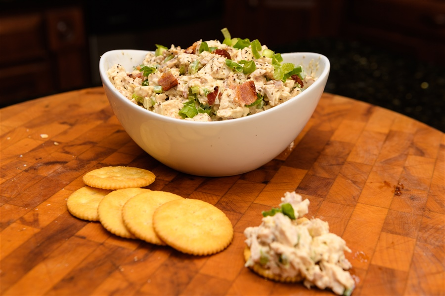 Spiced Up Chicken Salad